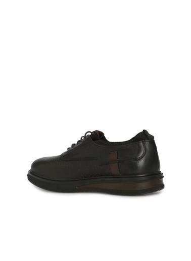 Divarese Divarese 5023741 Bağcıklı Erkek Ayakkabı Siyah